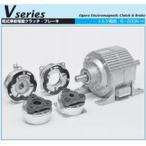 小仓V系列干式单板电磁离合 · 刹车器